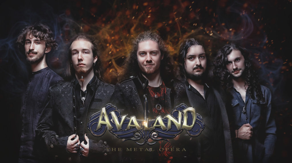 Avland Band Logo